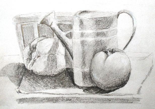 Still Life Drawing with Nicole Asendorf | Kids Out and About