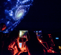 AMNH Presents: Middle School Institutes: Digital Universe